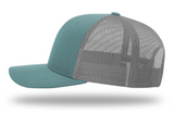 Richardson 115 Blank Lo Profile Trucker Hats (More Colors)