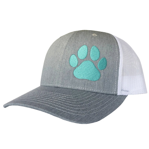 Threadbound Paw Print Trucker Hat