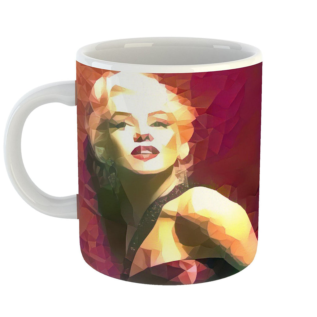 Westlake Art - Marilyn Monroe Iconic Actress Coffee Mug 11 oz - Modern Abstract Artwork for Home Office Decoration