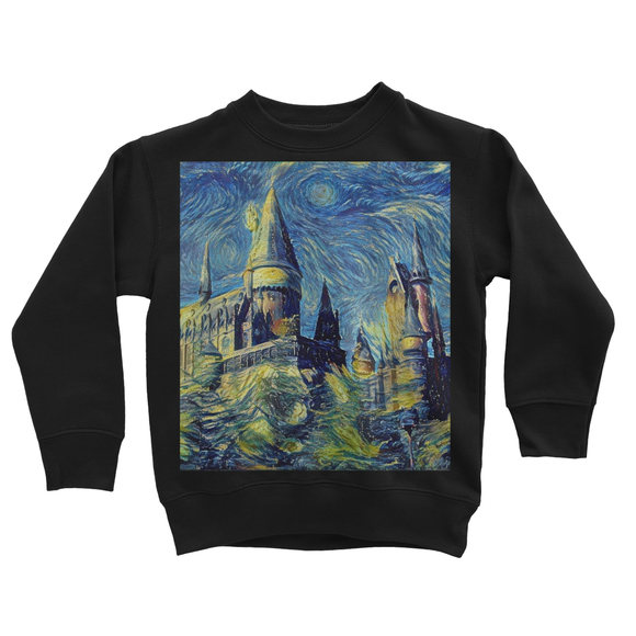 hp-castle-hill-1 Kids Sweatshirt