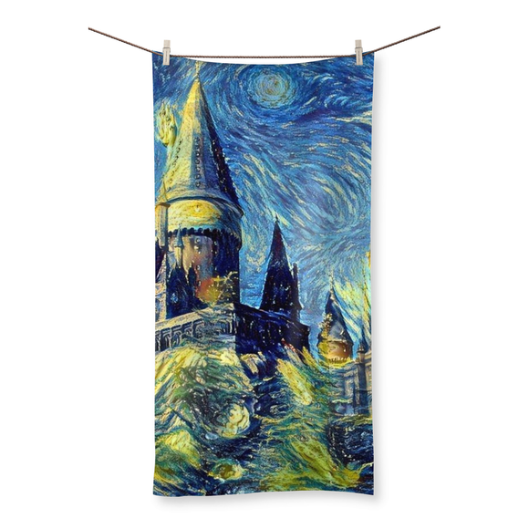 hp-castle-hill-1 Beach Towel
