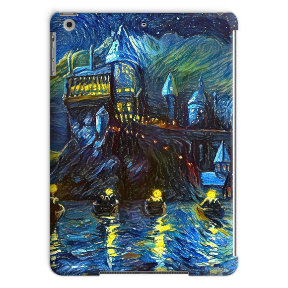 hp-castle-night-1 Tablet Case
