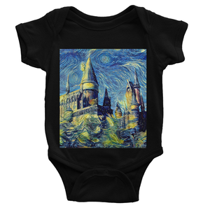 hp-castle-hill-1 Baby Bodysuit