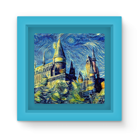 hp-castle-hill-1 Magnet Frame