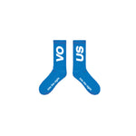 VOUS Crew Royal Blue Socks (VC18)