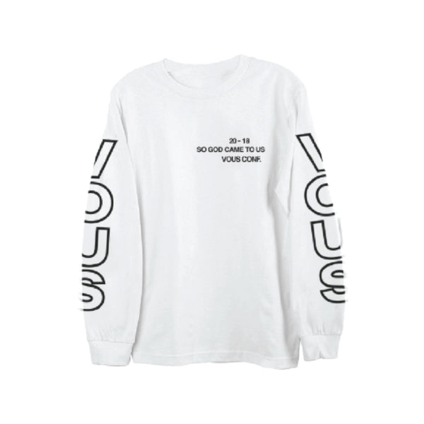 Vous Conference Long Sleeve Tee