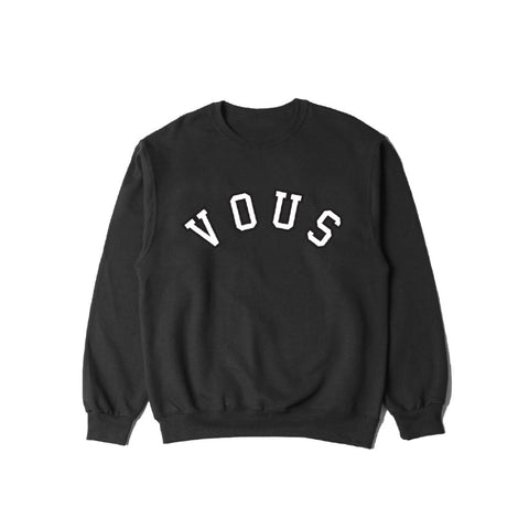 VOUS Varsity Pullover