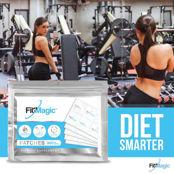 FitMagic Effortless Weight Loss Patch & Appetite Suppressant