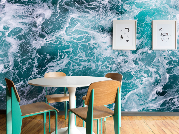 Ocean Views: Top Sea-Themed Wallpaper Murals