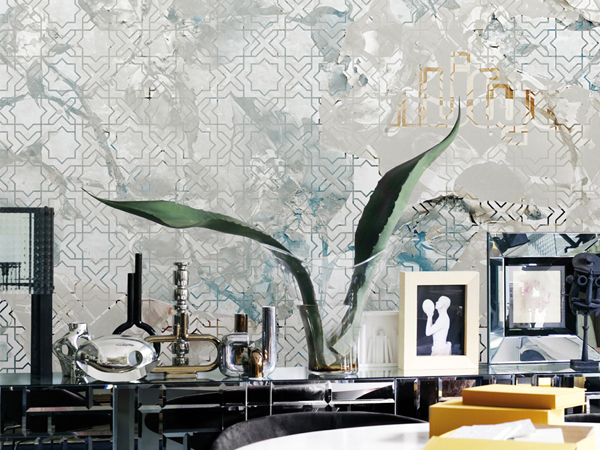 All About Faux Wall Murals
