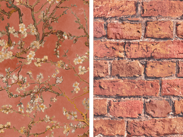 How To Create an Iconic Wallpaper Look Using One Main Color