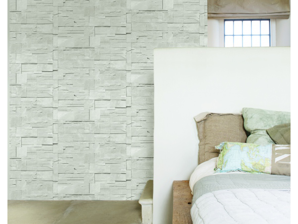 The Ultimate Guide to Designing with Brick, Concrete, and Stone Wallpaper