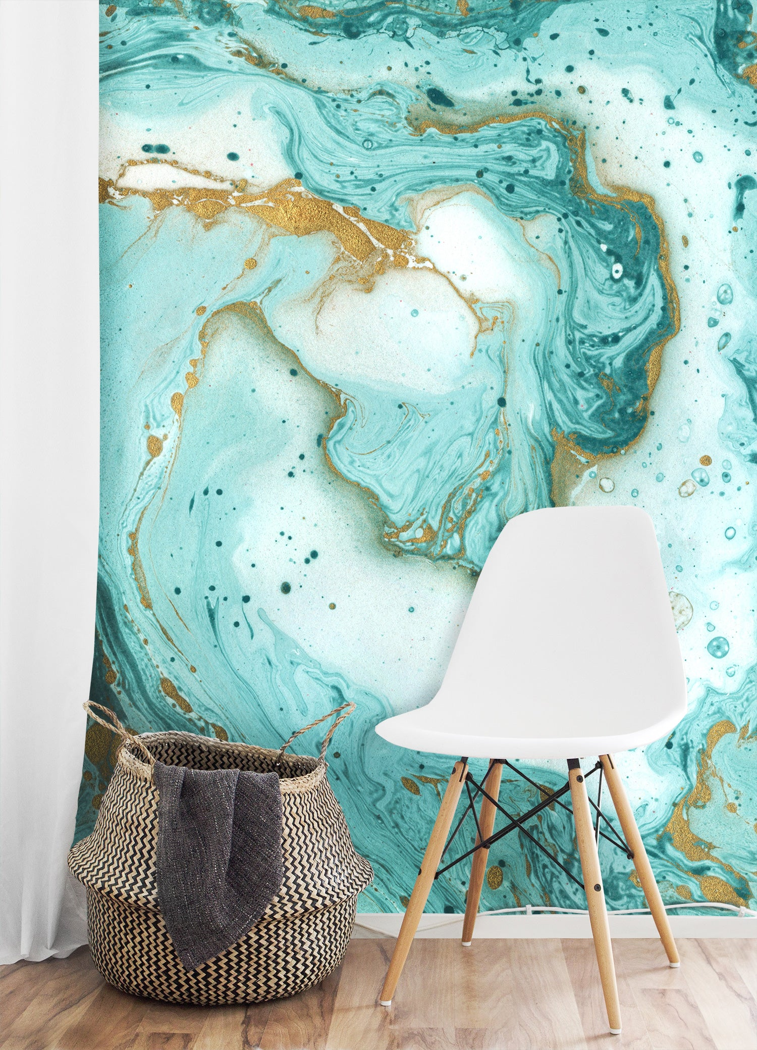 Salon Taupe Et Turquoise the top 10 reasons why you need a wallpaper mural for your