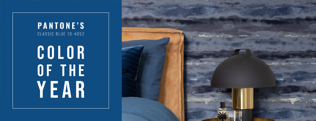 pantone's classic blue color of the year wallpaper