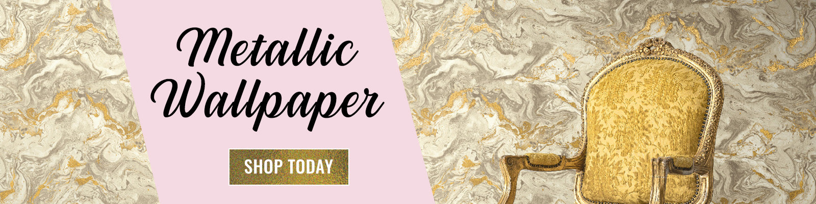 Sometimes What Your Home Needs Is A Bit Of Glamor And For Times Like These Look No Further Than Our Metallic Wallpaper Catalog