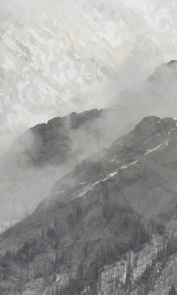 Misty Mountain Collage M9427