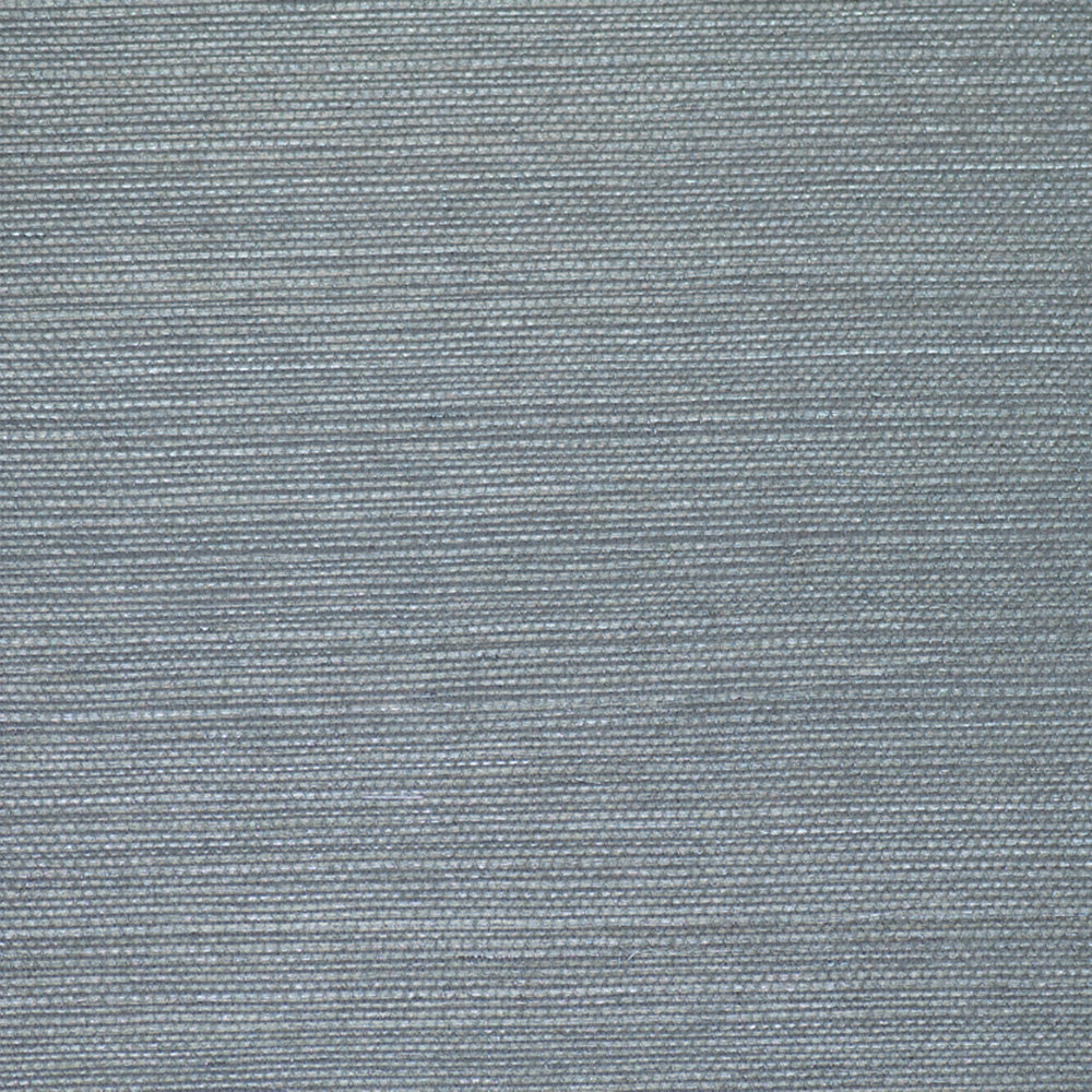 Blue Grey Metallic Grasscloth Wallpaper R2851. Grasscloth wallpaper.