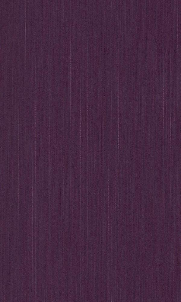 Soft Linen Purple Plain Textured Wallpaper R3266
