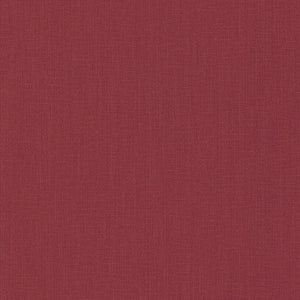 Red Thread PLain Wallpaper R4144