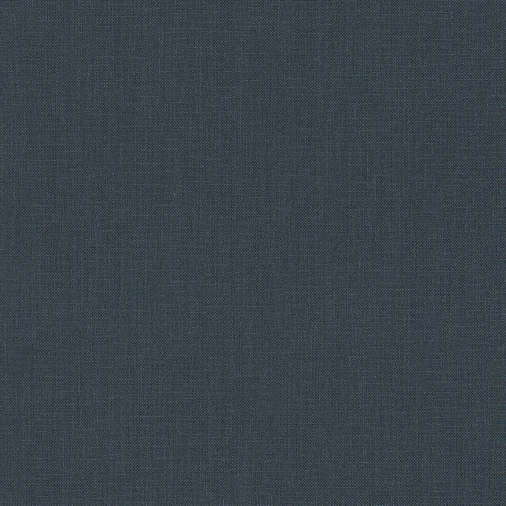 Indigo Thread Plain Wallpaper R4141