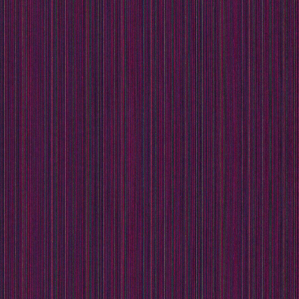 Vertical Thread Texture Lined Pink Wallpaper R4171