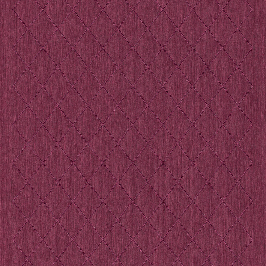 Purple Diamond Textile Wallpaper R3157 | Elegant Home Wallcovering