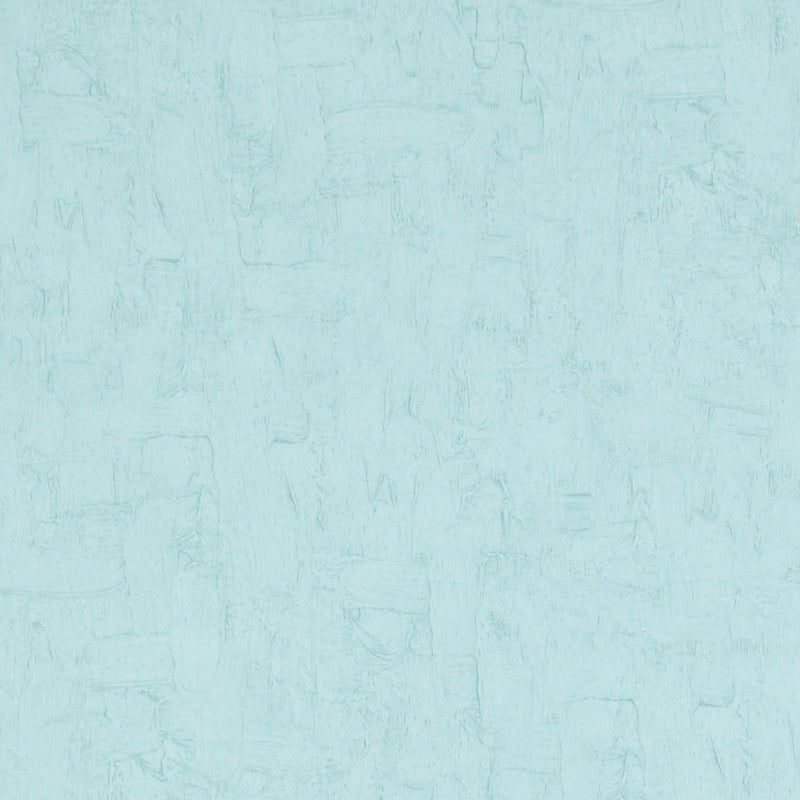 Ocean Blue Textured Paint Wallpaper R2769 | Classic Bedroom Interior