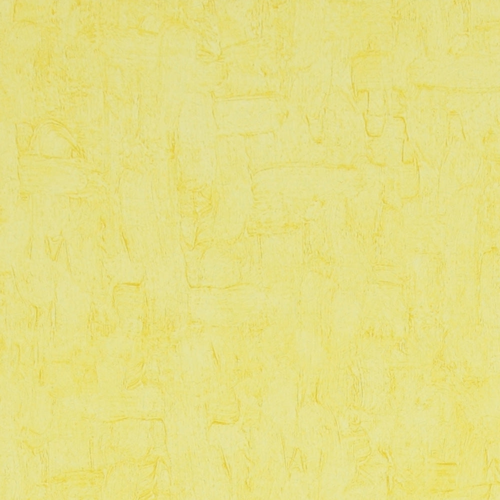 Yellow Textured Paint Wallpaper R2787