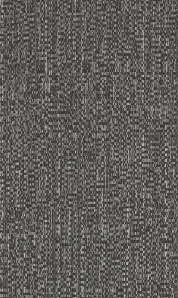 Charcoal Grey Rough Fabric and Woven-like Wallpaper R3284