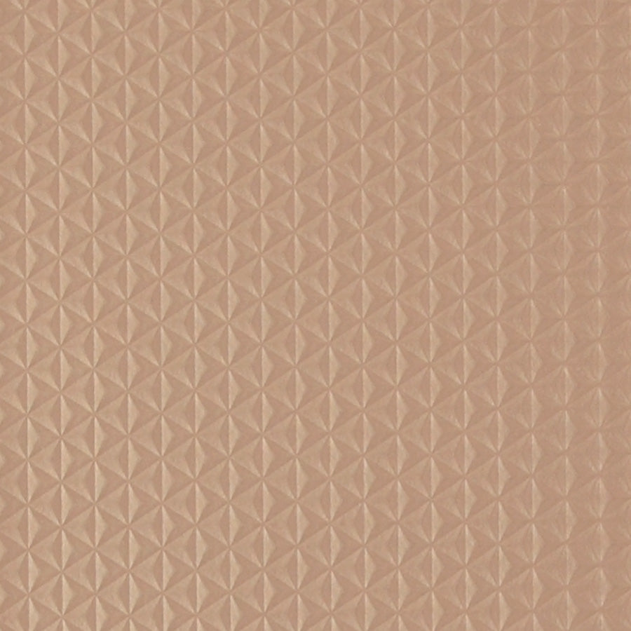 3D Brownish Cubed Wallpaper R2892 | Luxury Living Room Design