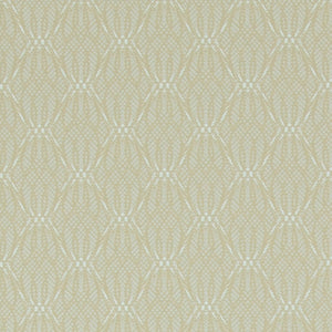 Tan Laced Geometric Wallpaper R2914 | Vintage Home Interior