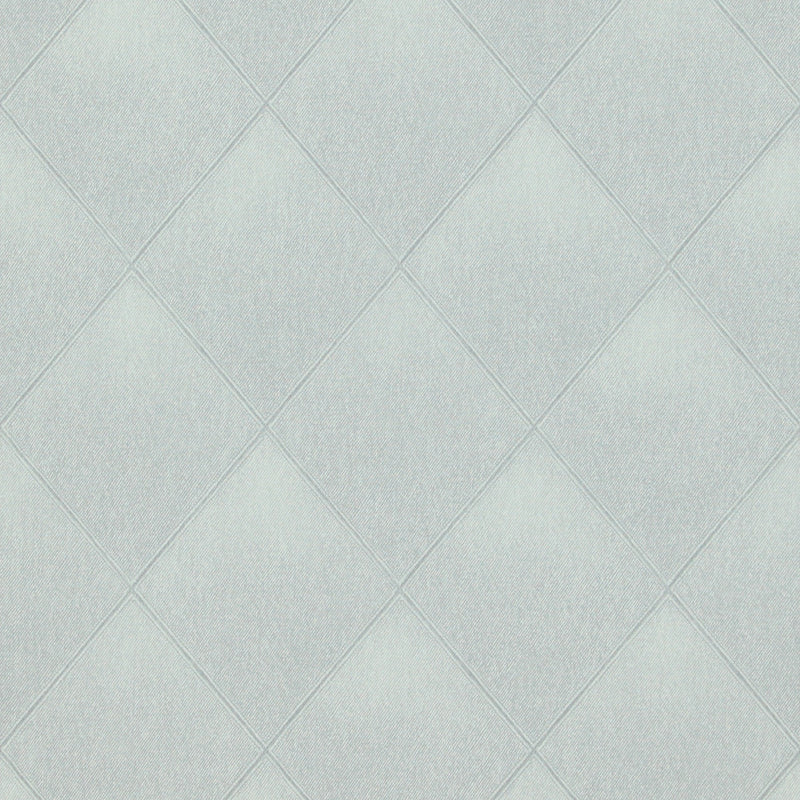 Modern Padded Textile Grey Wallpaper R4089
