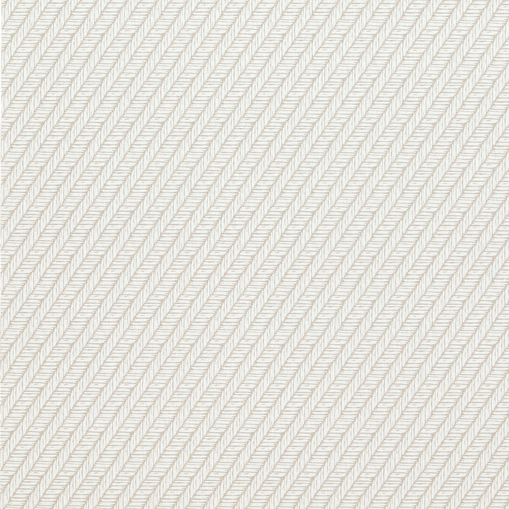 Transitional Nautical Diagonal Beige And White Stripes Wallpaper R4183