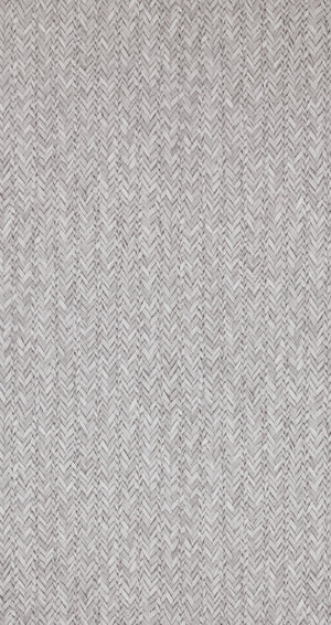 Gray Faux Woven Rugged Wallpaper R4312 | Cozy Home Interior