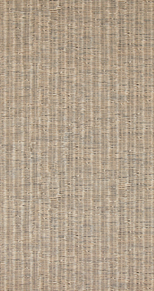 Rustic Contemporary Smoked Truffle Wicker Wallpaper R4290
