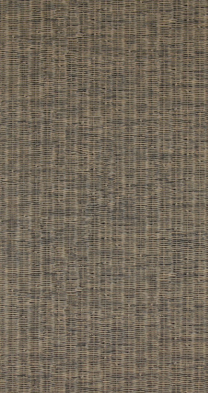 Rustic Co. ntemporary Dark Brown Wicker Wallpaper R4292. Contemporary wallpaper.