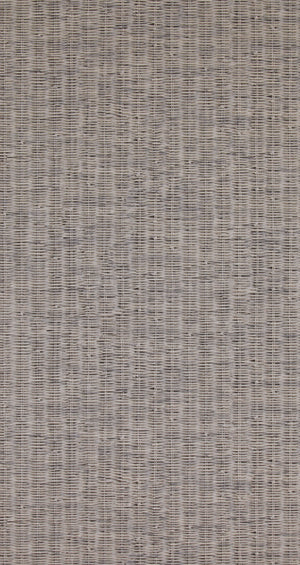 Rustic Contemporary Stone Grey Wicker Wallpaper R4293