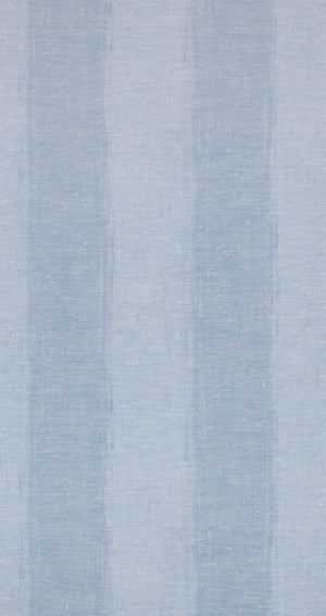 Blue Denim Textured Striped Entwine Wallpaper R4338