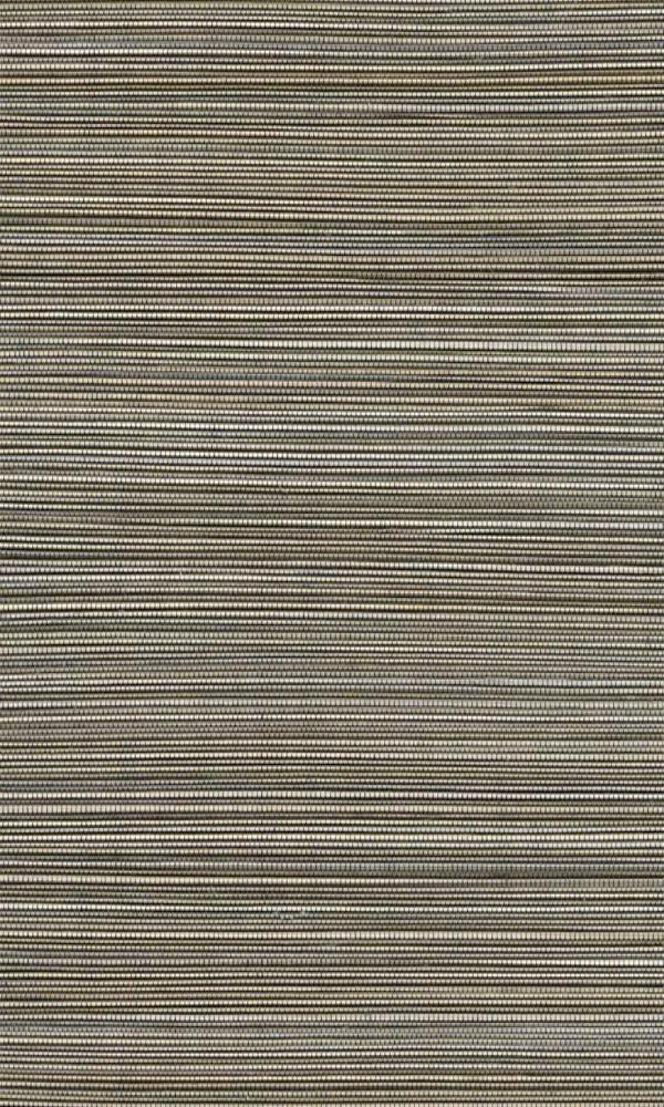 Grey Bamboo Stripe Grasscloth Wallpaper R2847 |Modern Home Wallpaper