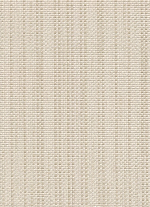 Intertwine White and Beige Grasscloth Wallpaper R2844