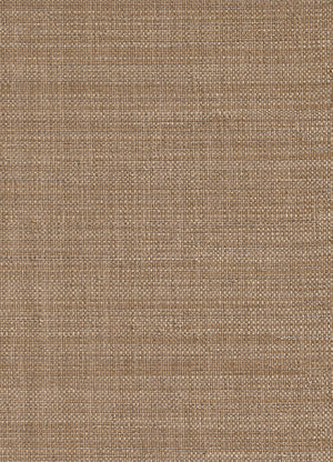 Old Weave Brown Grasscloth Wallpaper R2873