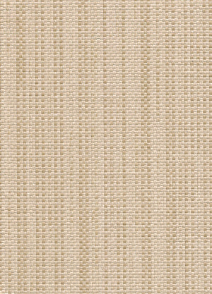 Intertwine Beige and Brown Grasscloth Wallpaper R2845