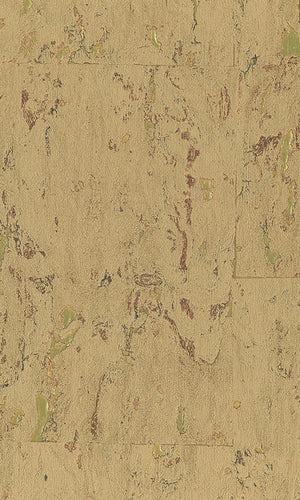 natural cork wallpaper