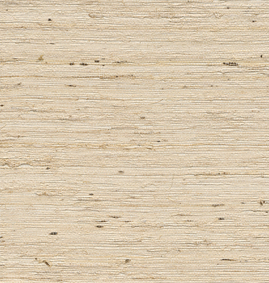 Grassknot Brown and Beige Grasscloth Wallpaper R2866