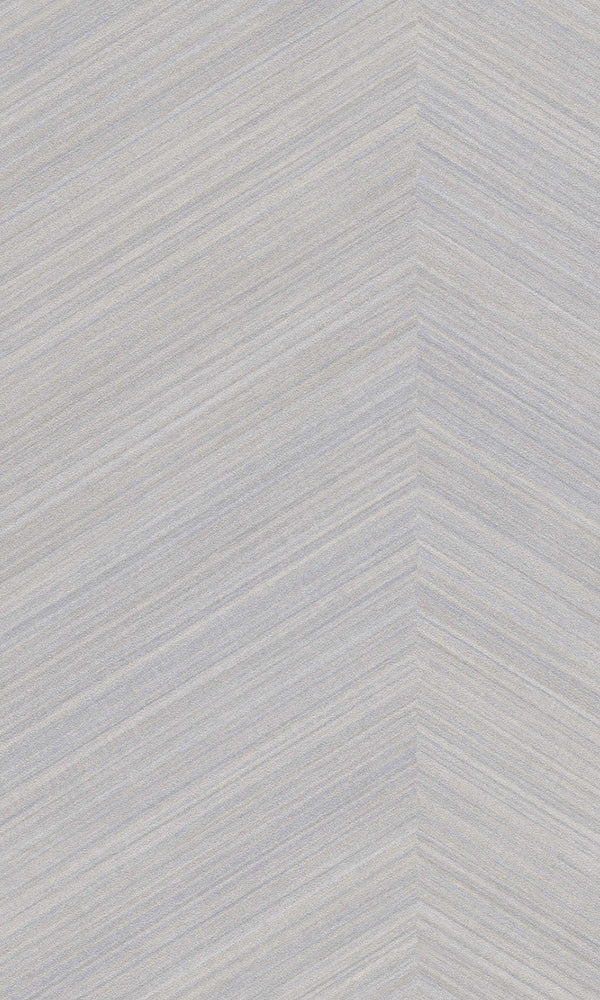 Cool Grey Smooth Variegated Chevron R5738