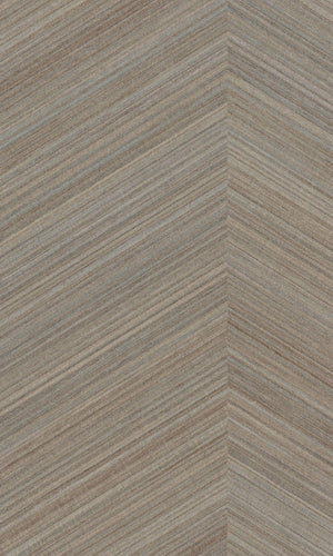 Brown Smooth Striped Wallpaper R5739