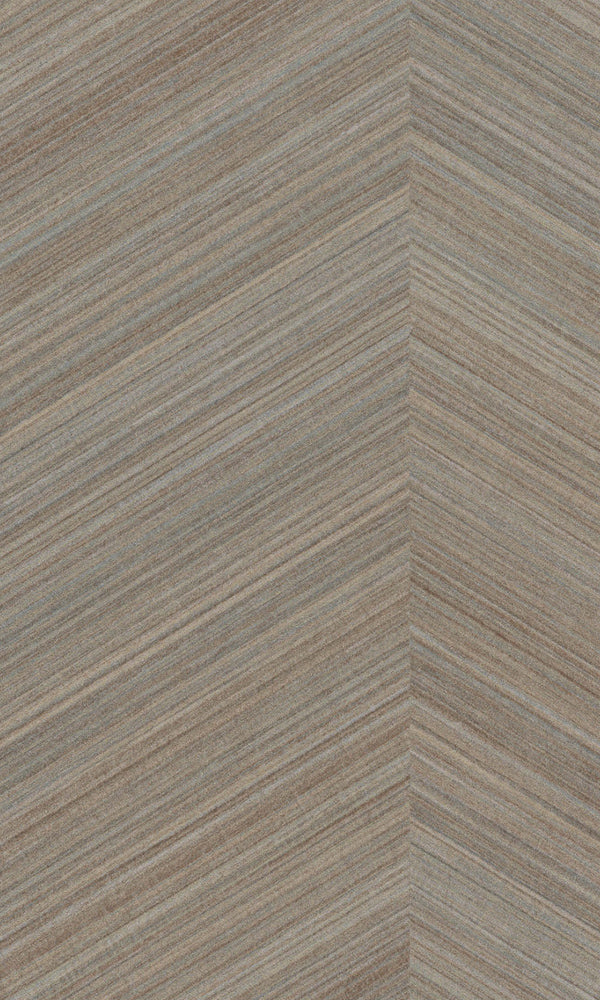 Brown Smooth Variegated Chevron R5739