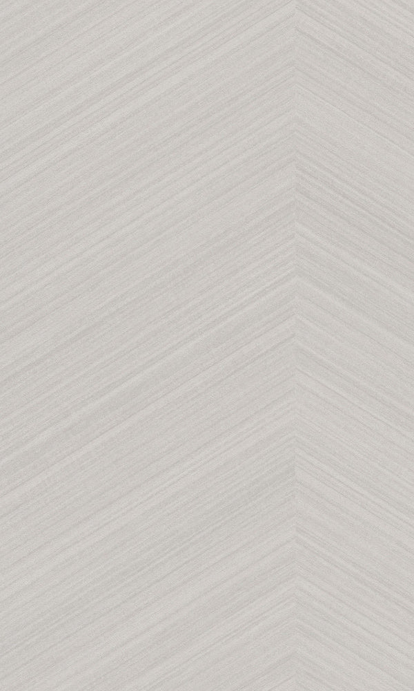 White Smooth Variegated Chevron R5742
