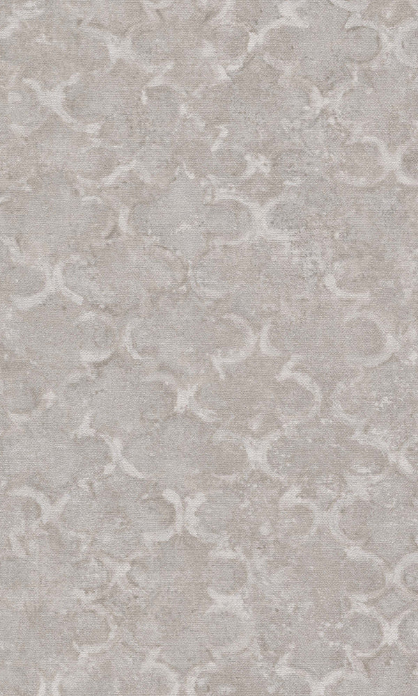 Beige Hidden Weathered Trellis Geometric Wallpaper R5750