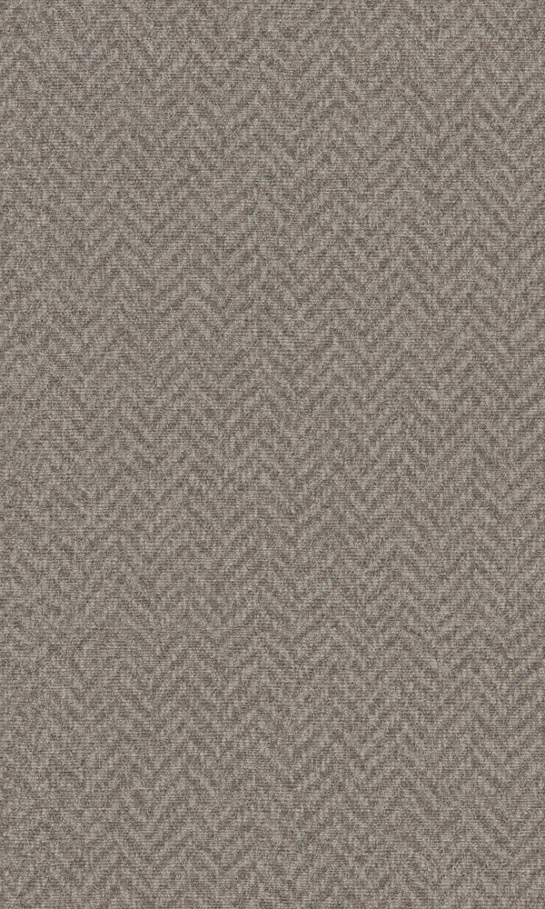 Brown Fabric Chevron Stripe R5763